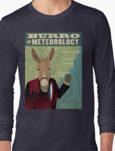 Burro of Meteorology - North Coast NSW Long Sleeve T-Shirt