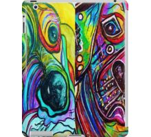 SERIOUS FACES iPad Case/Skin