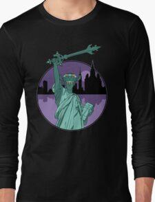 Defender of Liberty Long Sleeve T-Shirt