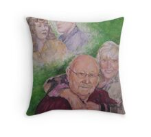Endless Love (My Grandparents) Throw Pillow