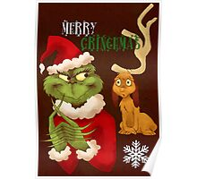 Merry Grinchmas Poster