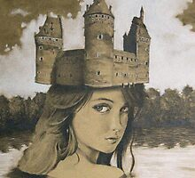 Lady of the Lake by strooitje