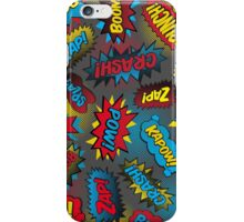 Super Words! iPhone Case/Skin