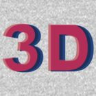 3D! oh yeah by michal beer