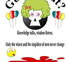 """Quote """"Knowledge talks"""" by byheidi"""
