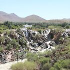 Namibia Epupa Falls by kunene276