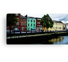 Sullivan's Quay in Cork Canvas Print