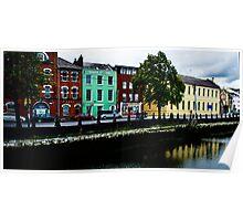 Sullivan's Quay in Cork Poster