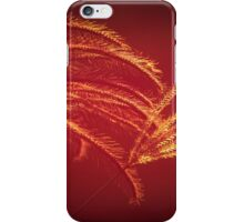 Duo of Grass in golden autumn light v4 iPhone Case/Skin
