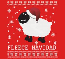Fleece Navidad Cute Christmas Tshirt Kids Clothes