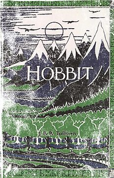 The Hobbit (Vintage) by Look Human