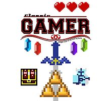 GAMER - Classic (iPad) by Adam Angold