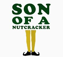 SON OF A NUTCRACKER Men's Baseball ¾ T-Shirt