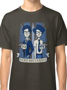 Nerd Britannia Classic T-Shirt