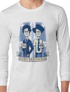 Nerd Britannia Long Sleeve T-Shirt
