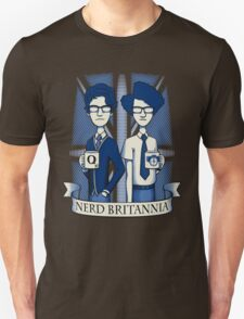 Nerd Britannia Unisex T-Shirt