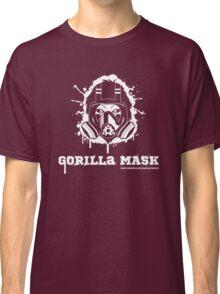 Gorilla Gas Mask  Classic T-Shirt