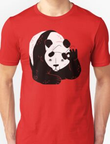 Panda Glasses T-Shirt