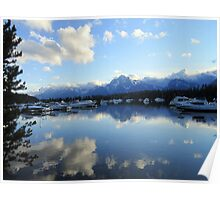 Reflection Lake 2 Poster