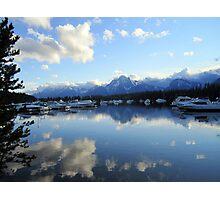Reflection Lake 2 Photographic Print