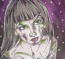 Goth Girl by gailmiller