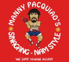 The Champ's Sinagang-Nam Style T-Shirt