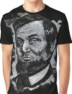 Icon: Lincoln Graphic T-Shirt