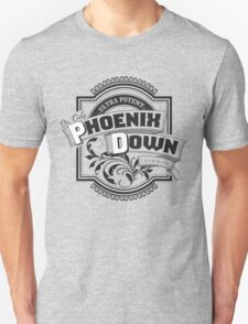 Dr. Cid's Phoenix Down Unisex T-Shirt