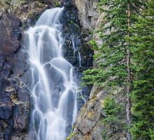 Fish Creek Falls by Armando Martinez