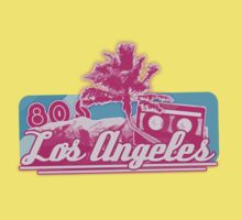 Eighties Los Angeles by tjhiphop
