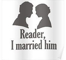 Reader, I married him Poster