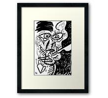 059 Framed Print
