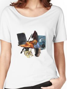 Harry Potter in Watercolour Version 2 Women's Relaxed Fit T-Shirt