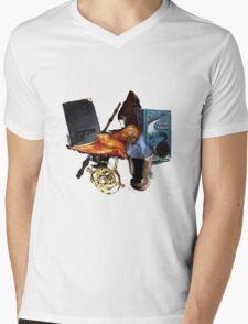 Harry Potter in Watercolour Version 2 Mens V-Neck T-Shirt