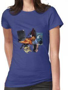 Harry Potter in Watercolour Version 2 Womens Fitted T-Shirt