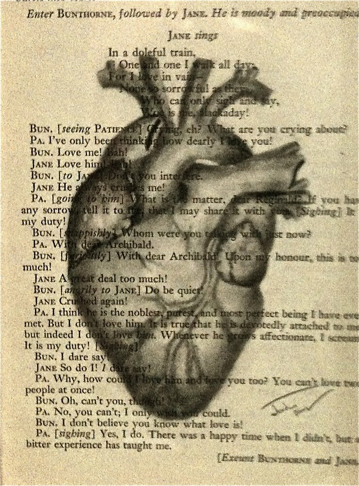 anatomical heart  by JordanBlumer