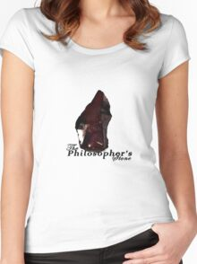 The Philosopher's Stone Women's Fitted Scoop T-Shirt