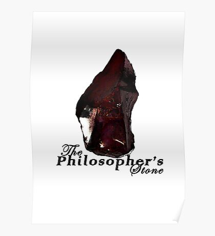 The Philosopher's Stone Poster