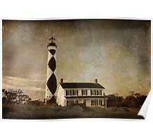 Cape Lookout Poster