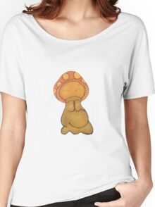 dancing toadstool Women's Relaxed Fit T-Shirt