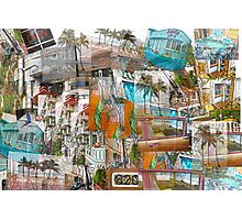 Miami Photographic Print