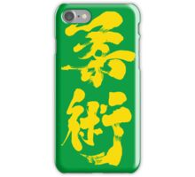 Jiu Jitsu - Brazilian Jiu Jitsu Edition iPhone Case/Skin
