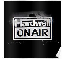 Hardwell On Air Poster