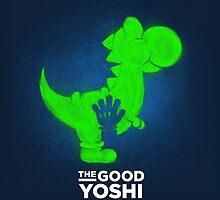 The Good Yoshi by jangosnow