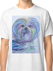 Purse Pup Portrait ... SHIH TZU Classic T-Shirt