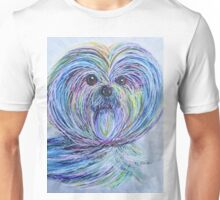 Purse Pup Portrait ... SHIH TZU Unisex T-Shirt