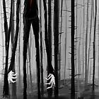 The Slenderman by Adam McCabe