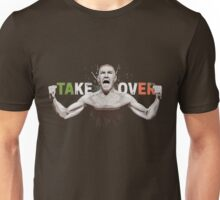 "Conor McGregor ""Take Over"" Eire champion design Unisex T-Shirt"