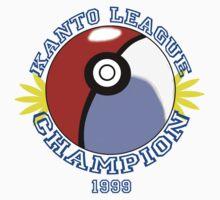 Kanto League Champion by CarlyRC13