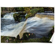 Rivelin Valley Falls Poster